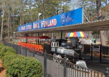 Funland Amusement Park Little Rock Amusement Parks