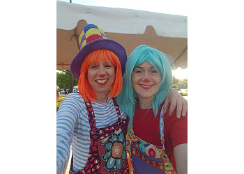 Indianapolis entertainment company Funnie & Friends