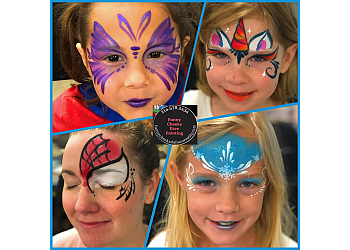 Dallas face painting Funny Cheeks Face Painting