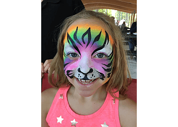 Newport News face painting Funny Faces by Julie