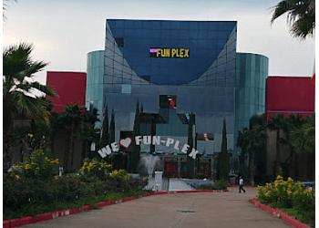 Houston amusement park Funplex