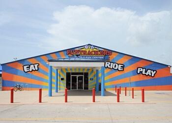 Corpus Christi amusement park Funtrackers Family Fun Center