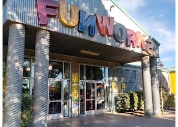 Modesto amusement park Funworks