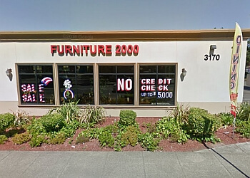 Santa Rosa Furniture Store 2000