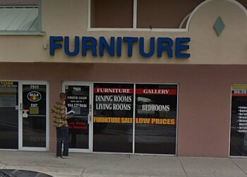 Coral Springs furniture store Furniture gallery