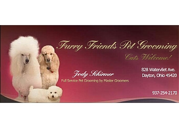 Dayton pet grooming Furry Friends