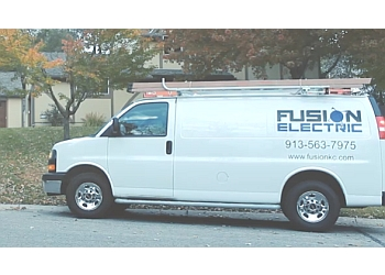 Overland Park electrician Fusion Electric