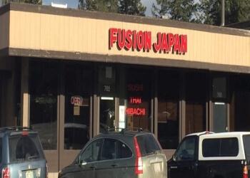 Colorado Springs japanese restaurant Fusion Japan