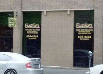 Spokane juice bar Fusion Juice
