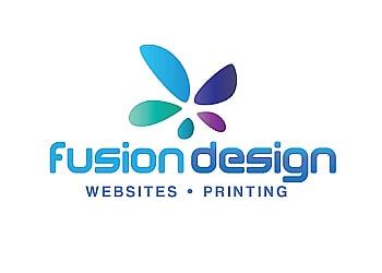 New Haven web designer Fusion Printing & Web Design