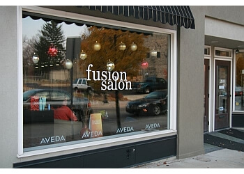 Grand Rapids hair salon Fusion Salon