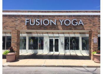 Fort Wayne yoga studio Fusion Yoga