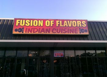 Mobile indian restaurant Fusion of Flavors