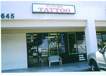 Fullerton tattoo shop Future Tattoo & Body Piercing