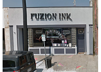 Norfolk tattoo shop Fuzion Ink Tattoo and Piercing Studio