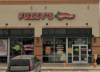McKinney mexican restaurant Fuzzy's Taco Shop