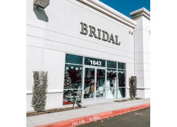Hayward bridal shop GARNET + grace Bridal Boutique