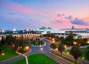 Nashville hotel GAYLORD OPRYLAND RESORT & CONVENTION CENTER