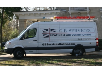 Atlanta hvac service G.B. Services Heating & Air Conditioning