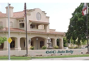 Santa Rosa auto body shop G&C Auto Body