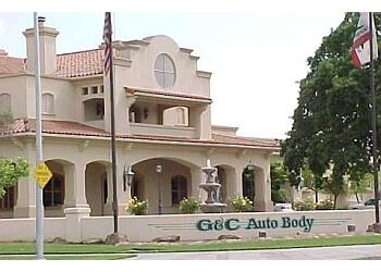 Santa Rosa auto body shop G & C Auto Body, Inc.