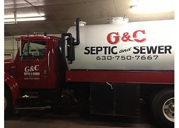Naperville septic tank service G & C Septic And Sewer