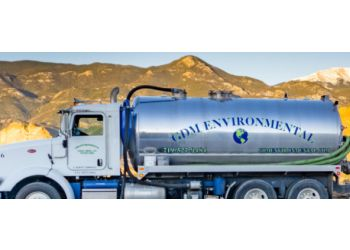 Colorado Springs septic tank service GDM Environmental - Reliable sanitation