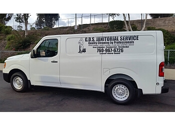 Oceanside commercial cleaning service G.D.S. JANITORIAL SERVICE