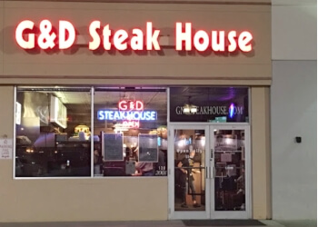 Columbia steak house G&D Steakhouse