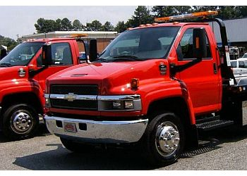 Hialeah towing company G&D Towing & Recovery