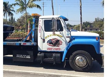 Pembroke Pines towing company G&D Towing Recovery