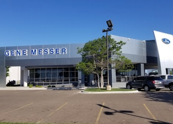 Amarillo car dealership GENE MESSER FORD