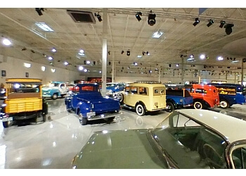 Sterling Heights places to see GENERAL MOTORS HERITAGE CENTER
