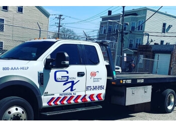 Paterson towing company GENERATION X, INC.