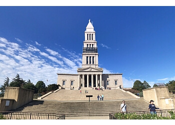 Alexandria landmark GEORGE WASHINGTON MASONIC NATIONAL MEMORIAL