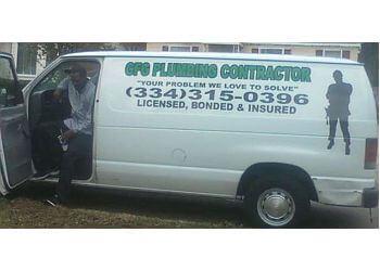 Montgomery plumber GFG Contractors
