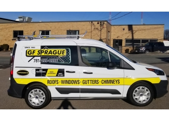 Boston roofing contractor GF Sprague & Company, Inc.
