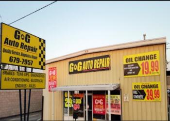 G & G auto repair Bakersfield Car Repair Shops