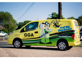Waco pest control company GGA Pest Management Services