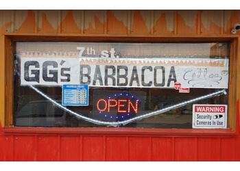 Kansas City cafe GGS BARBACOA CAFE