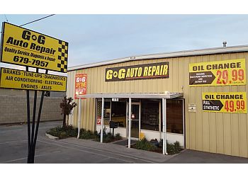 Bakersfield car repair shop G & G auto repair