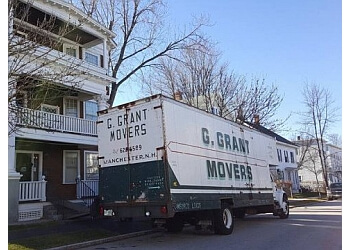 Manchester moving company G Grant Movers LLC