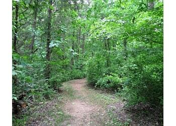 High Point hiking trail GIBSON PARK