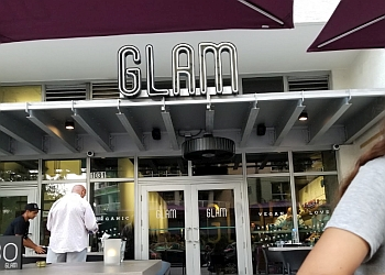 Miami vegetarian restaurant GLAM Vegan