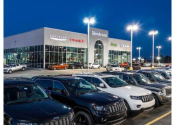 Fort Wayne car dealership GLENBROOK DODGE CHRYSLER JEEP