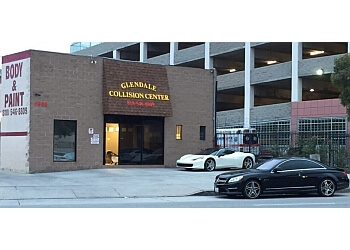 Glendale auto body shop GLENDALE COLLISION CENTER