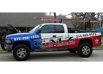 Grand Prairie painter GMZ Painting & Remodeling