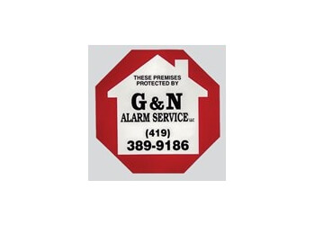 Toledo security system G & N Alarm Service, LLC