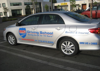 Santa Ana driving school GNC Driving School