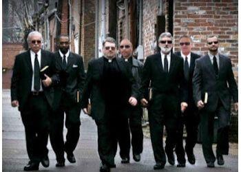 Memphis wedding officiant GOD Squad Wedding Ministers LLC.